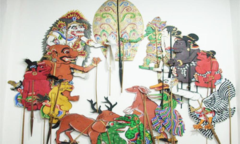 Illustration of puppet art