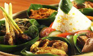 Megibung tradition is eating together