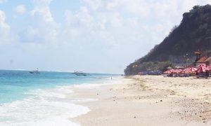 Pandawa Beach.