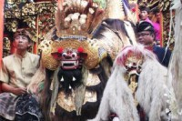 Never Miss Barong Dance When Visiting Bali