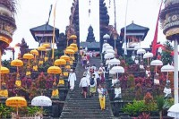 Besakih Temple as the Mother Temple of Bali