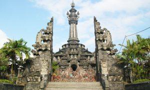 Bajra Sandhi Monument, Bali