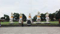 The Pandavas Statue